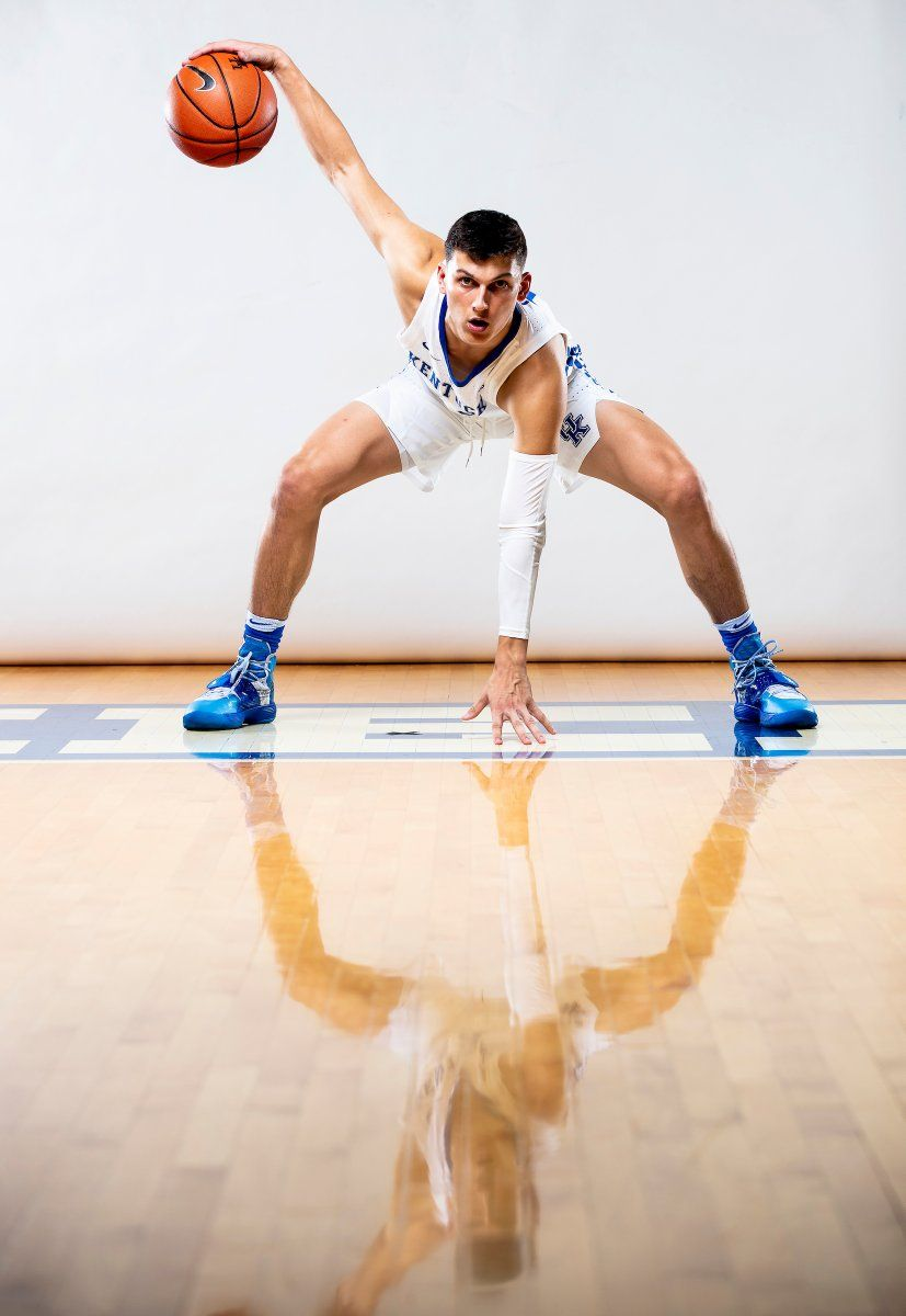 Tyler Herro Kentucky Wildcats Basketball Big Blue Nation Basketball Kentucky Basketball