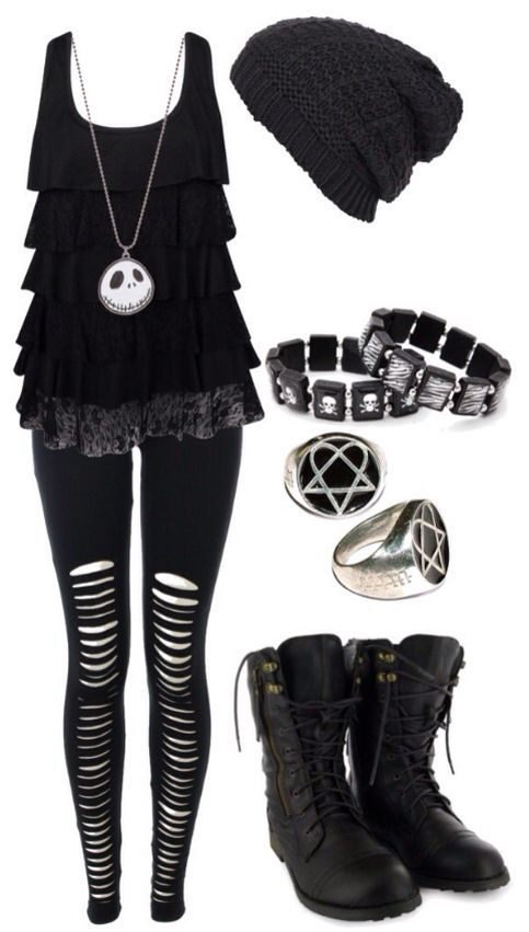 Dark Day My Style Pinterest Dark Clothes And Emo