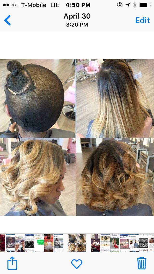 Pin By Miysha On Short Hair Bobs Ect Hair Styles Hair Weave