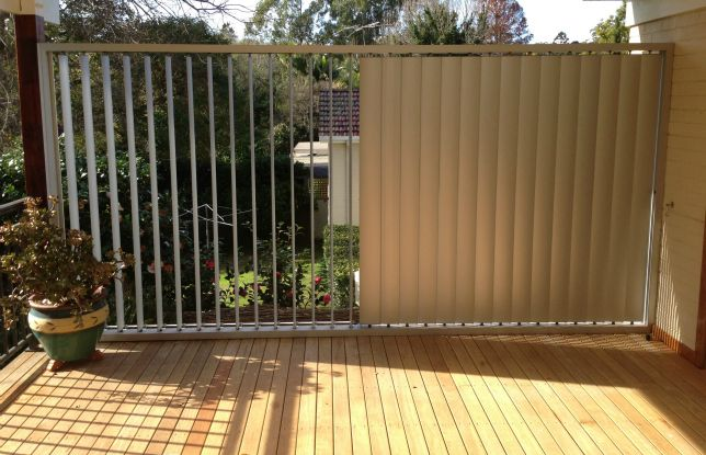 Vertical Aluminium Louvres Google Search Privacy Screen