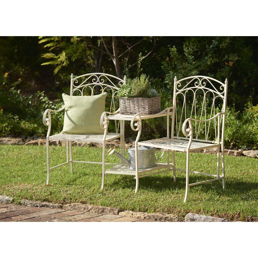 Wilko Romance Love Seat 2 Seater | Wilko | SS17 Outdoor Furniture ...