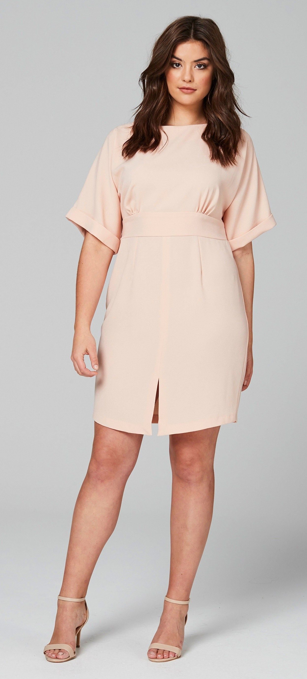 45 Plus Size Wedding Guest Dresses {with Sleeves | Plus ...