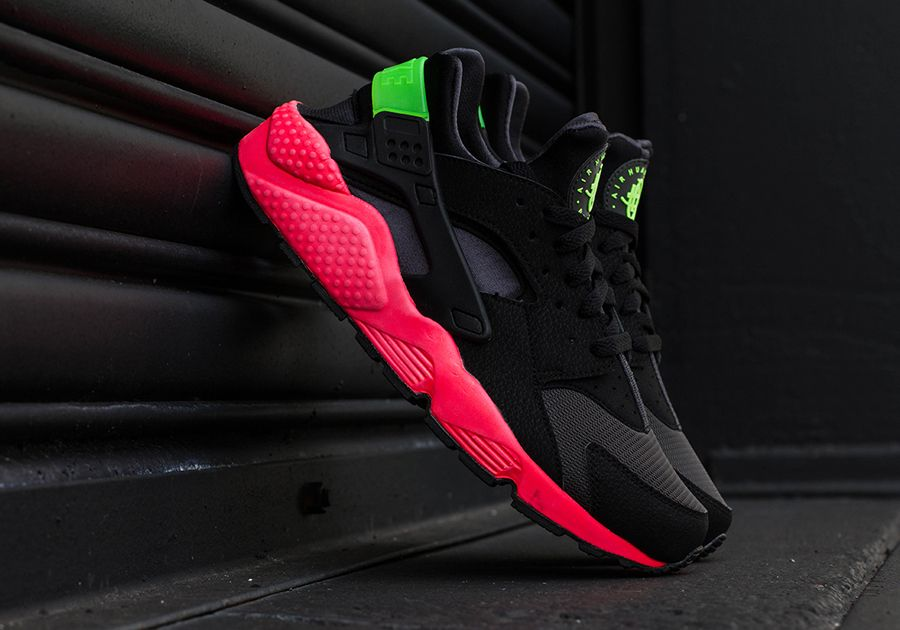 Huarache Nike Black Womens
