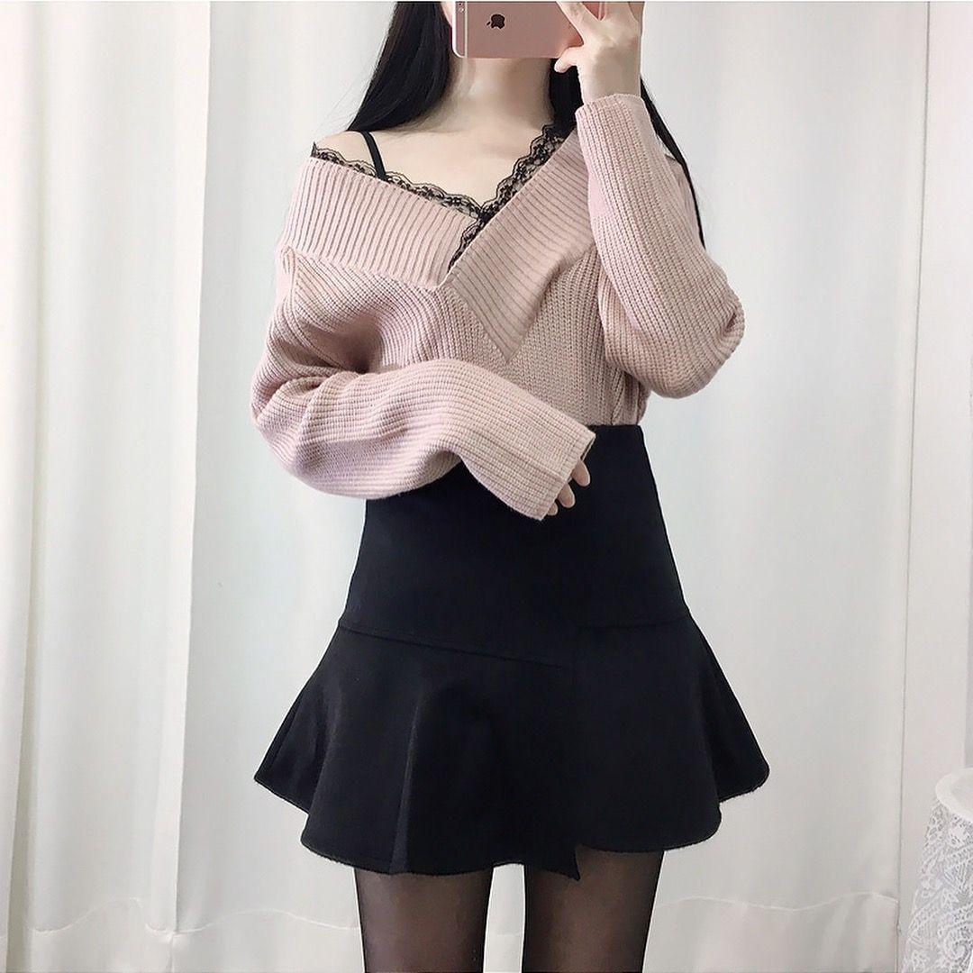 korean fashion 2019 - HD1080×1080