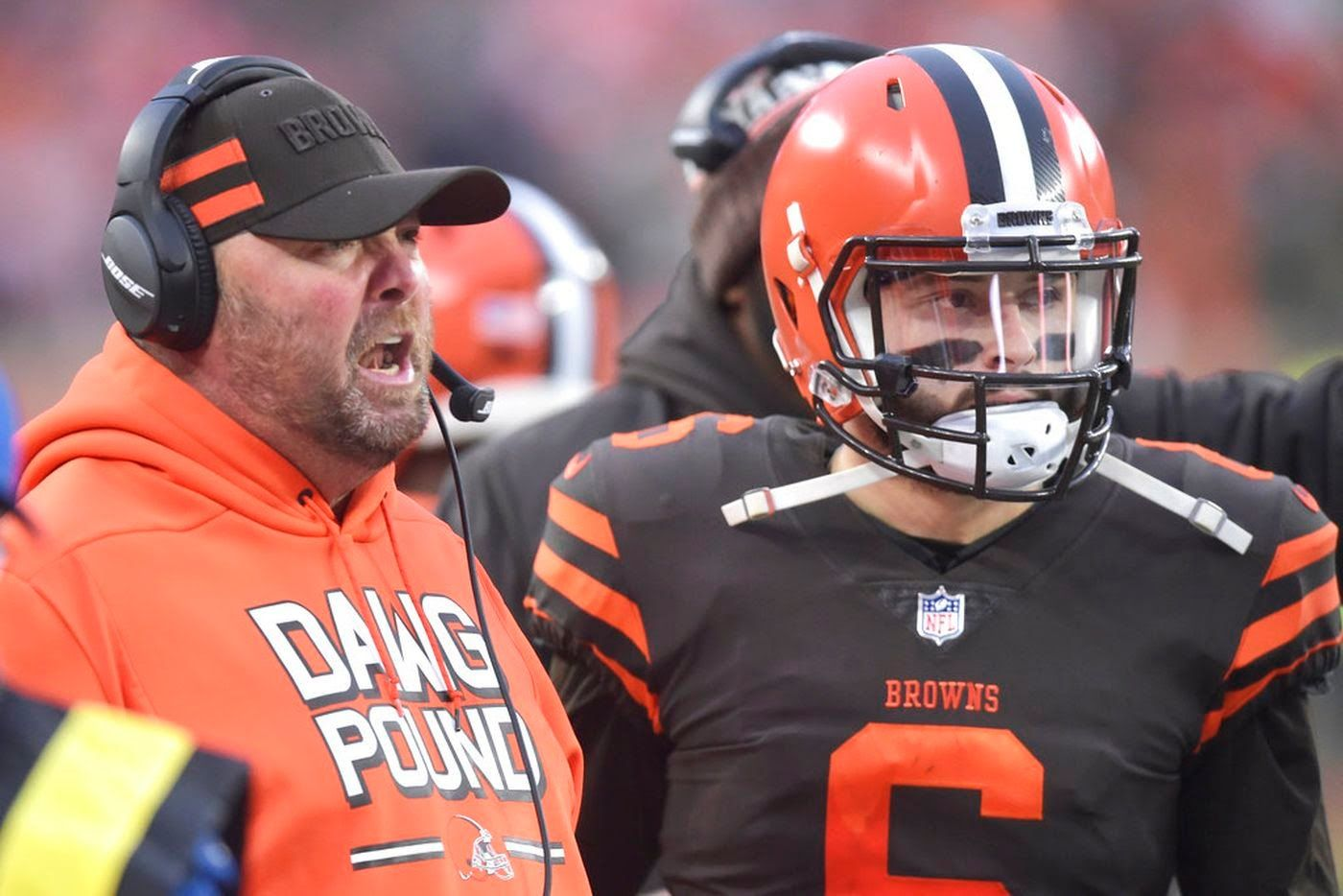 Freddie Kitchens shares life lesson in Christmas letter