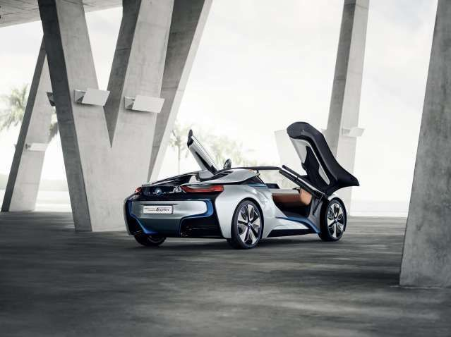 Unique Bmw I8 Spyder Black Best Photos For World Pinterest Bmw