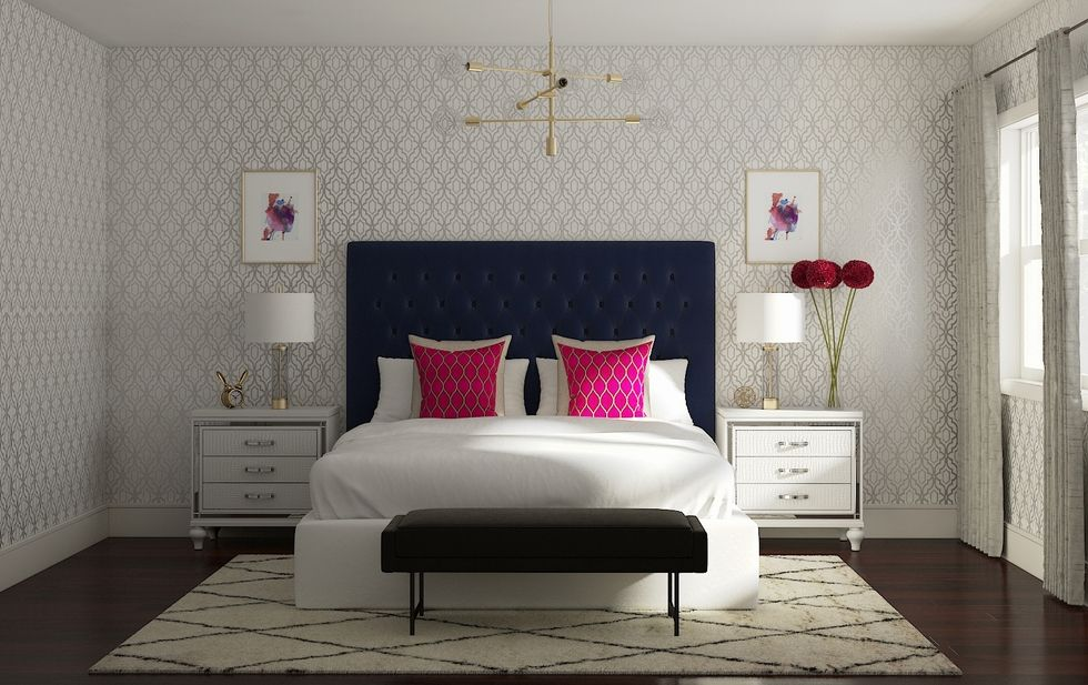4 Bedrooms in 4 Boutique Hotel Styles | Hotel room design ...