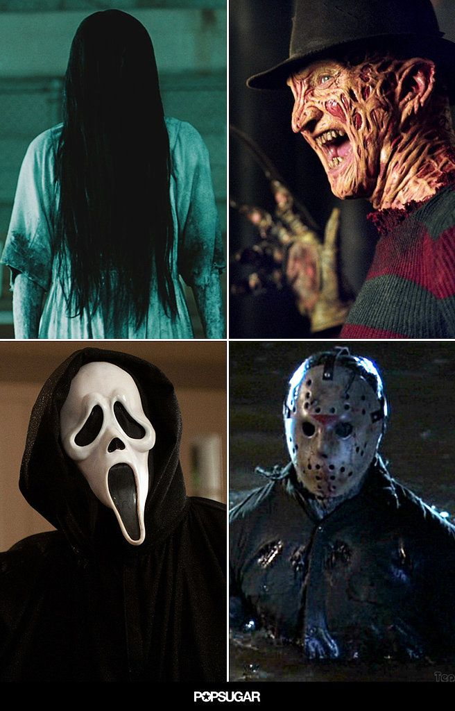 13 Horror Villain Costume Ideas That Are Almost Too Scary