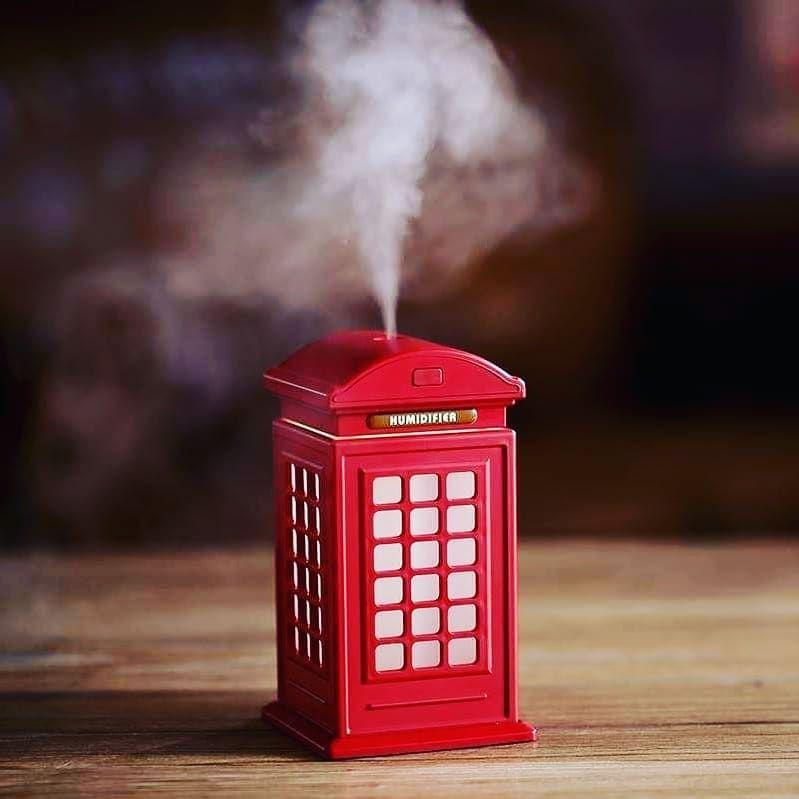 Cute Lighthouse Led Ultrasonic Humidifier Mist Maker Fogger USB Humidifiers Gift