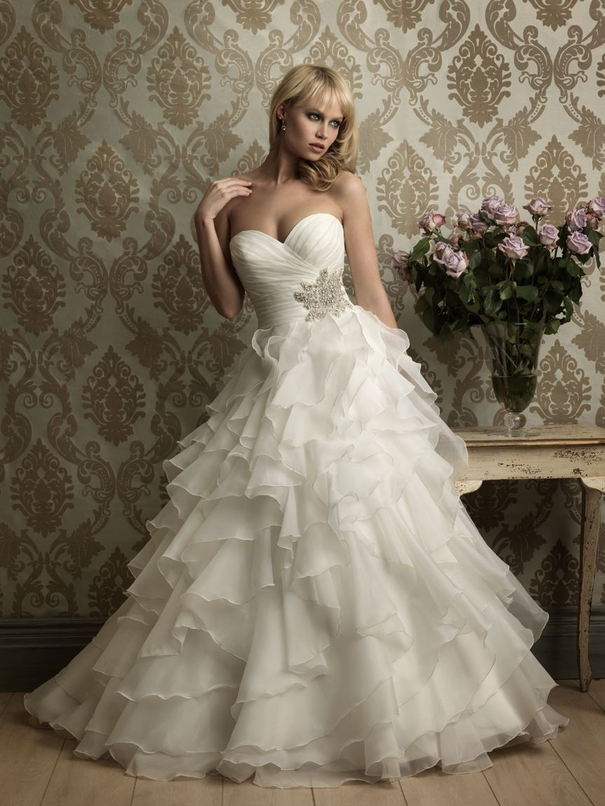 Love the skirt wedding dresses pinterest allure bridal