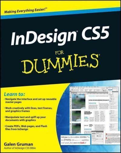 InDesign CS5 for Dummies Blog Marketing Pinterest Business