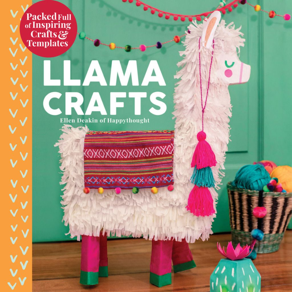 Llama Crafts Ebook