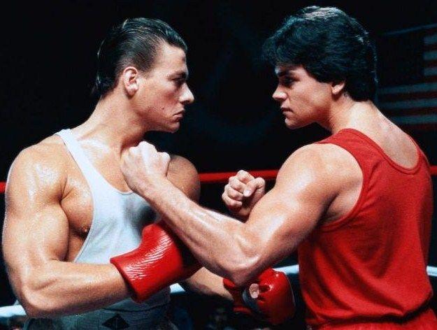 Retroceder Nunca Rendirse Jamas No Retreat No Surrender 1986 Jean Claude Van Damme Van Damme Martial Arts