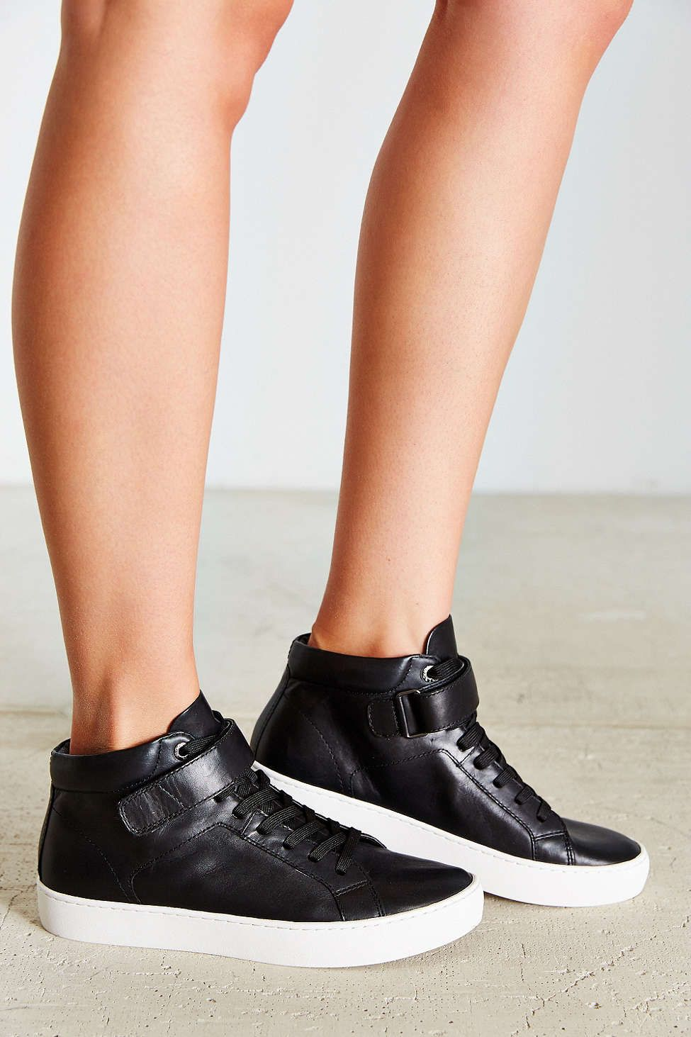 Vagabond Zoe High-Top Sneaker - Urban Outfitters