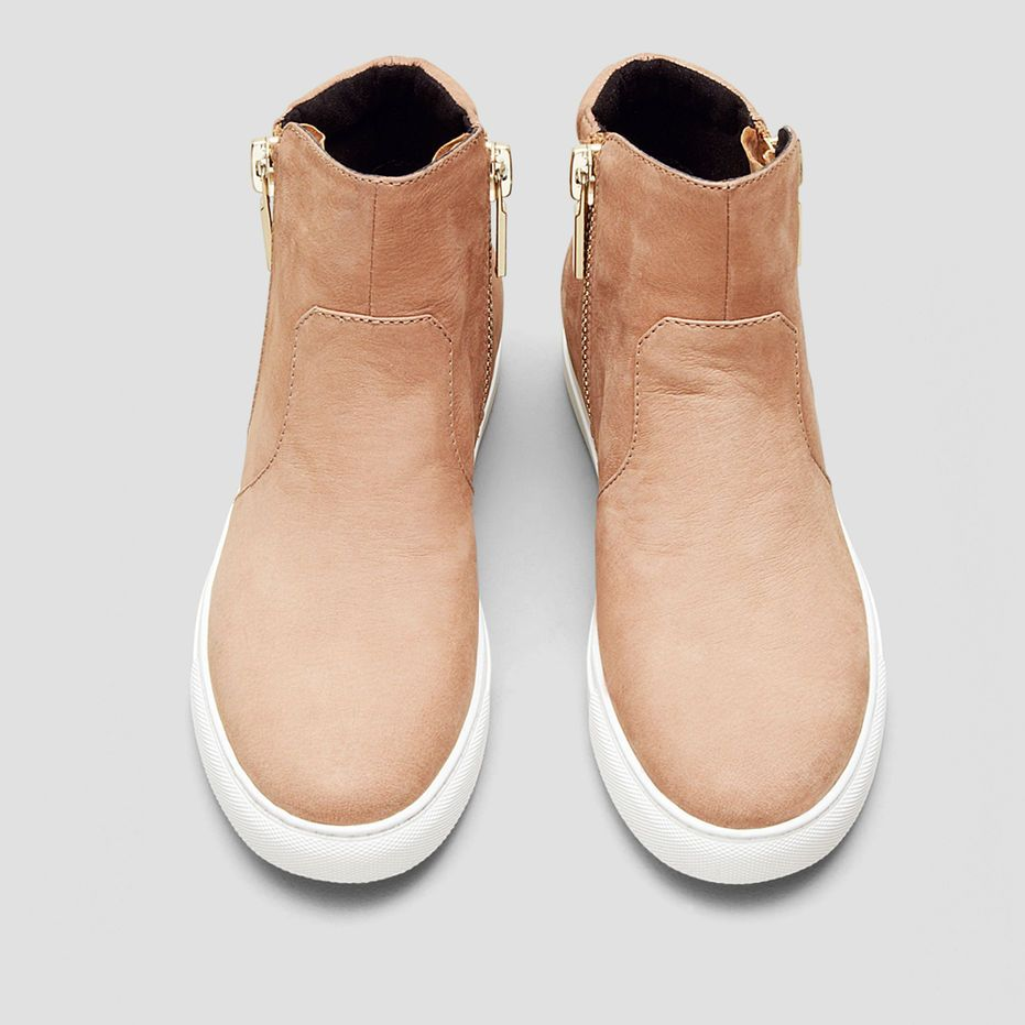 Kiera Nubuck Sneaker