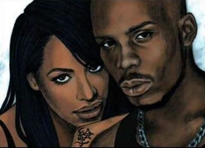 Aaliyah And Dmx Aaliyah Music Pictures Dmx