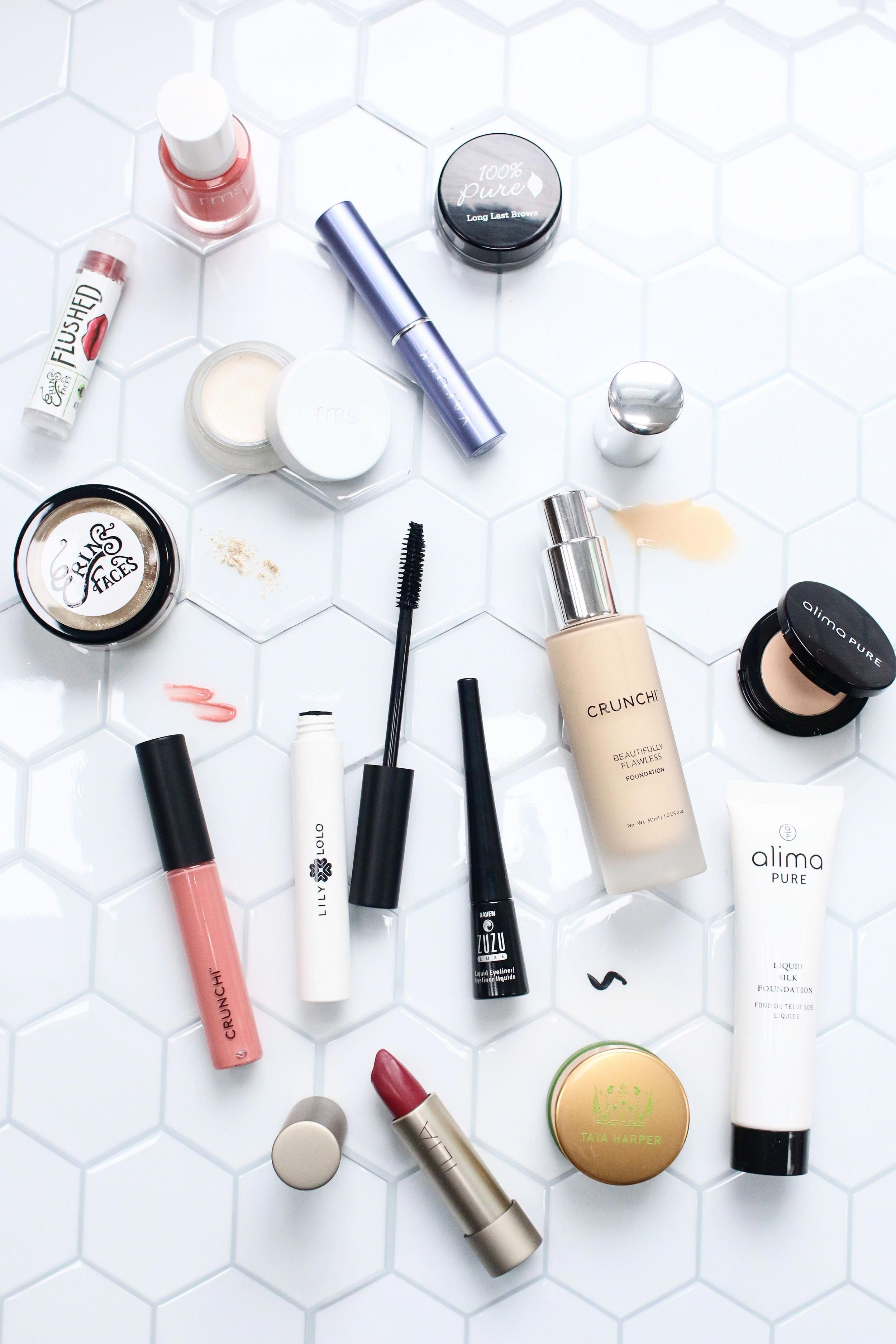 10 Nontoxic Makeup Brands To Try Non toxic makeup brands