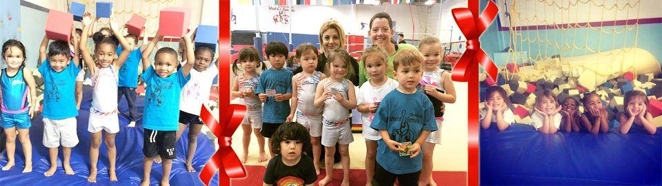La school of gymnastics offers day camp los angeles and