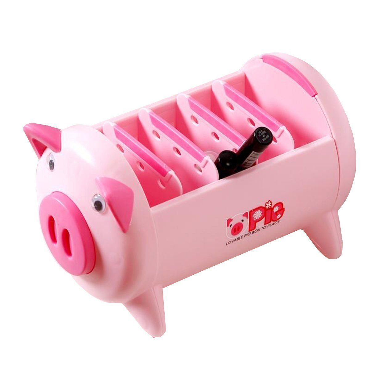 Creative Pigs Plastic Office Pencil Holder Best Offer | Reviews