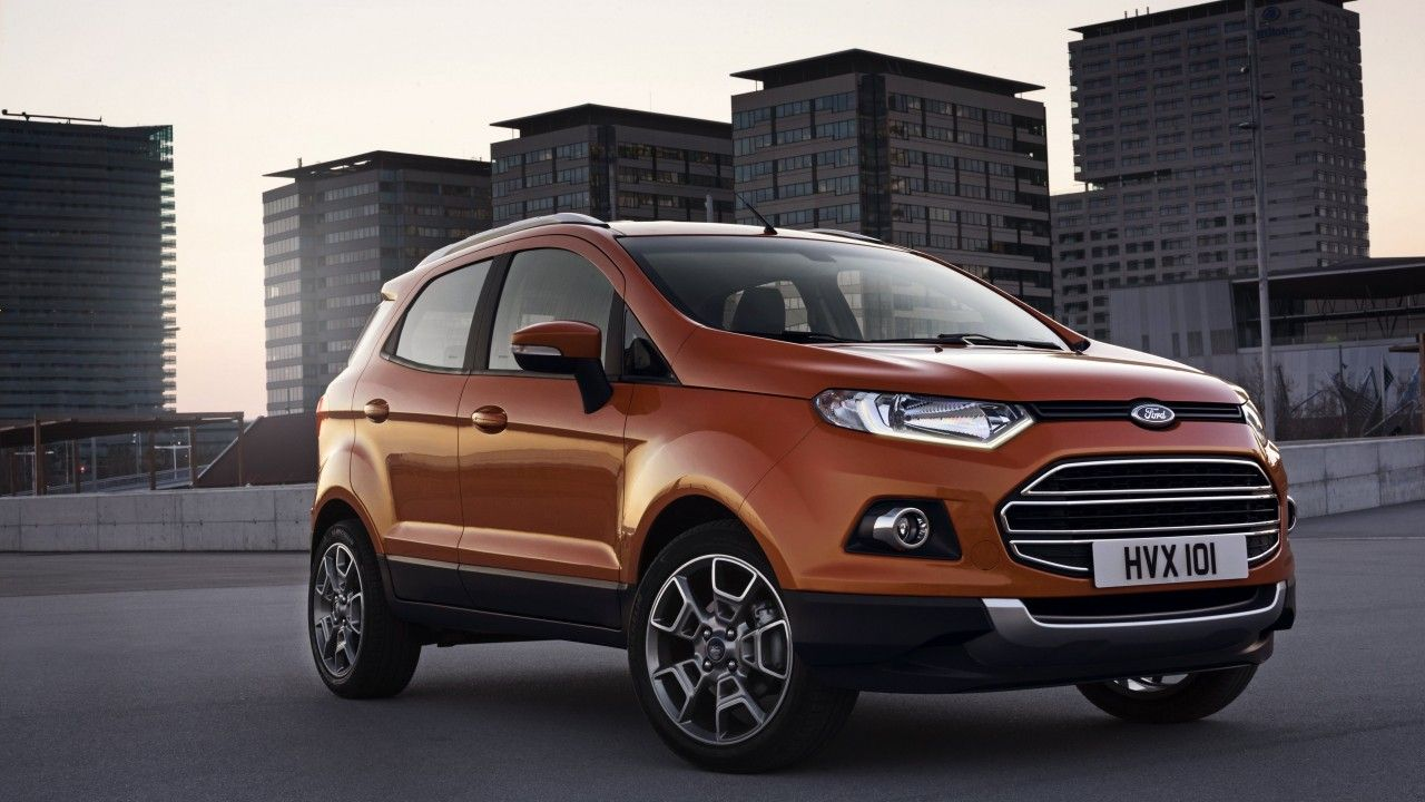 Ford Ecosport Hd Background Ford Ecosport Ford Small Suv Ford