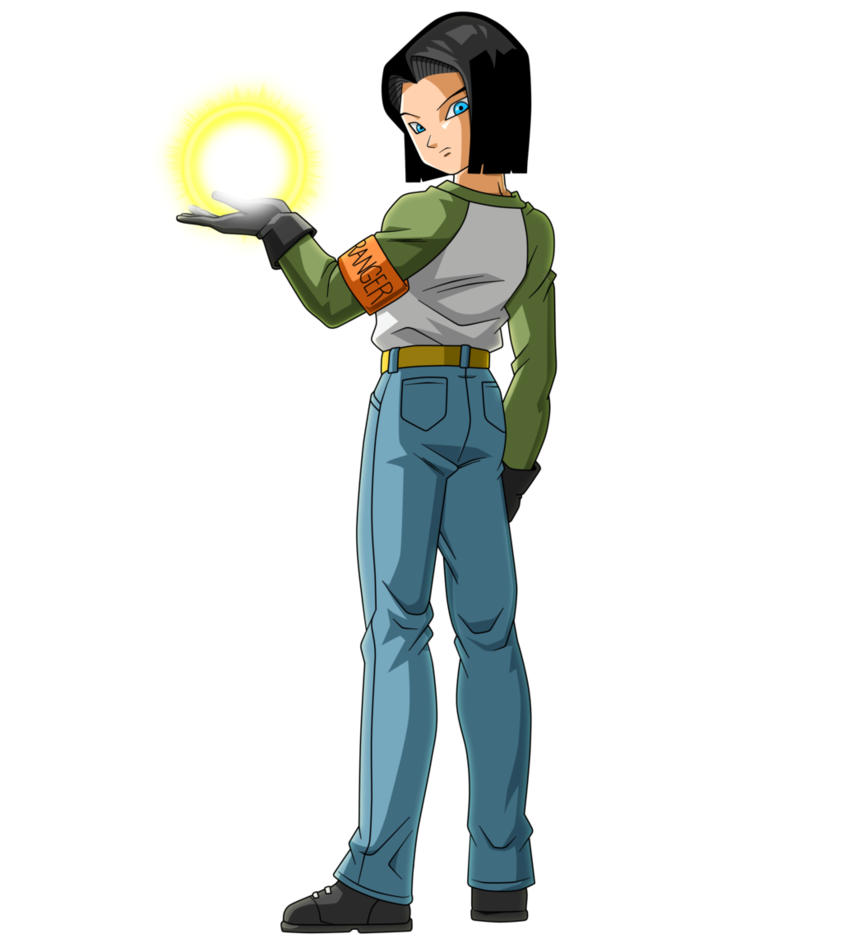 Android 17 Dbs 6 By Saodvd Anime Dragon Ball Super Dragon Ball Super Dragon Ball Super Wallpapers