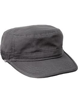 Men s Canvas Cadet Hats  9ad9a9f9870b