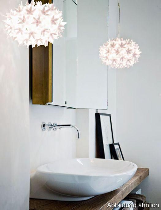 Kartell Bloom pendant light by Ferruccio Laviani   Bathroom ...