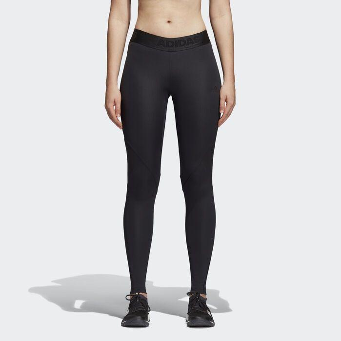 Alphaskin Sport Tights Black Womens | Sport tights, Black