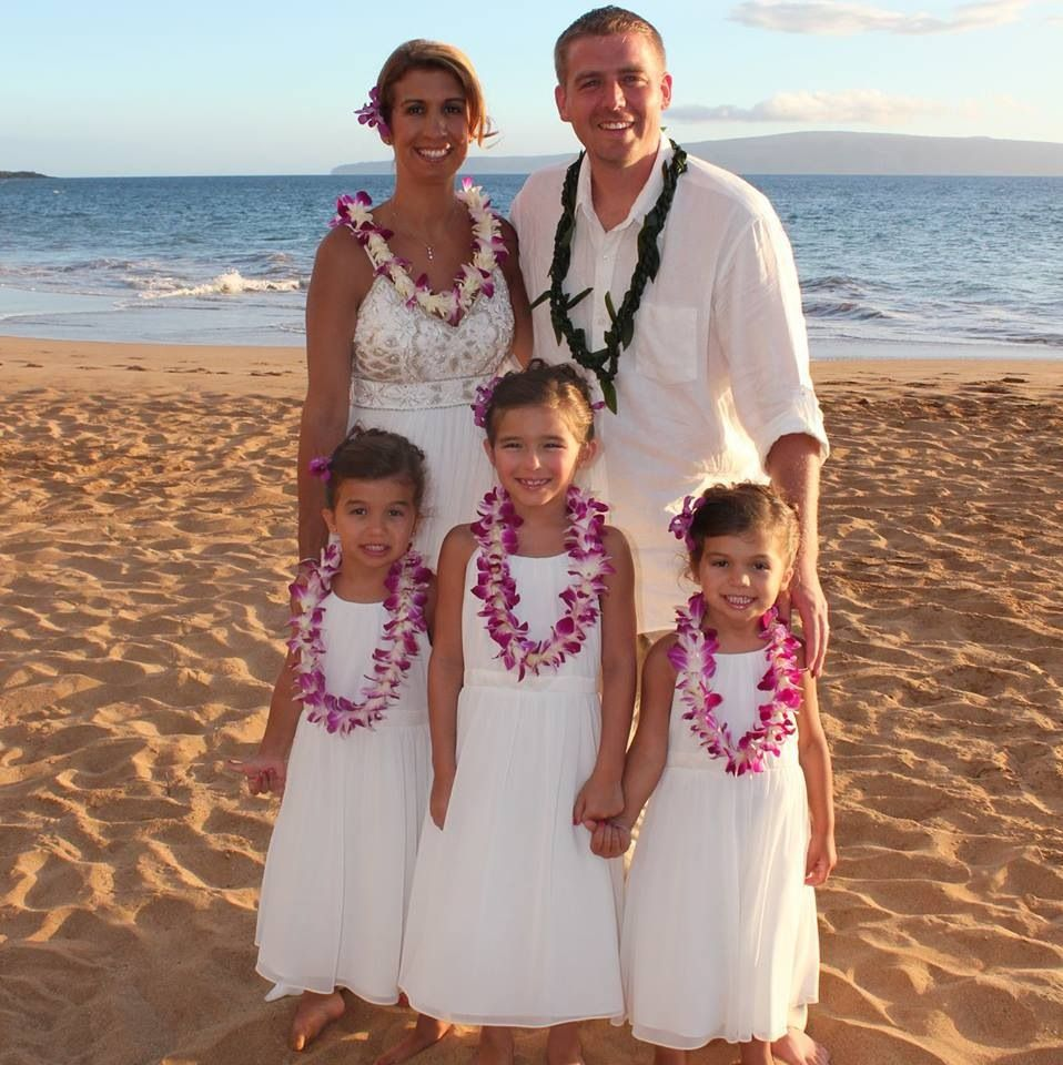 Dresses For Vow Renewal Ceremony: #Mauivowrenewal #vowrenewal #renovacióndelvoto