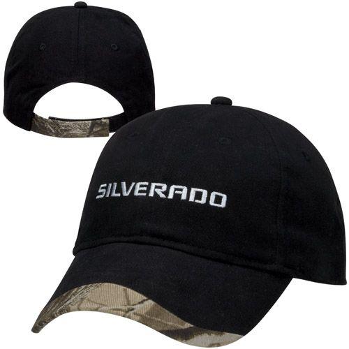 Silverado Realtree Hardwoods Accent Cap Paul Hats
