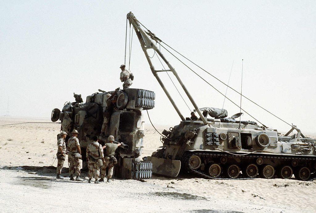 m88 hercules | m88 recovery tank vietnam | Track Vehicles
