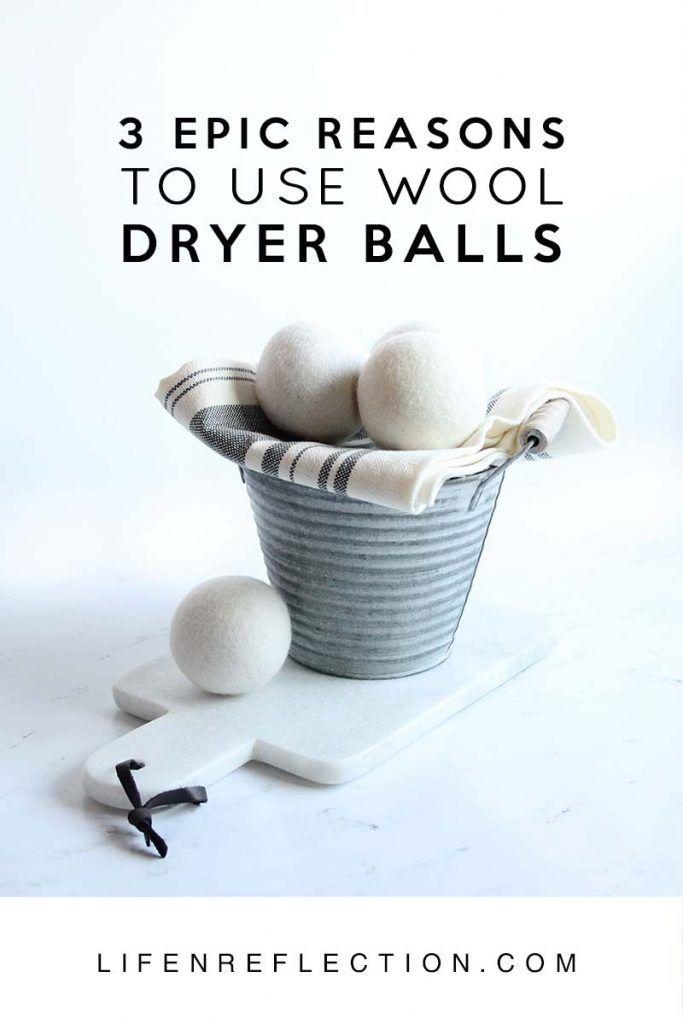 3 Epic Reasons To Use Wool Dryer Balls Wool Dryer Balls Dryer