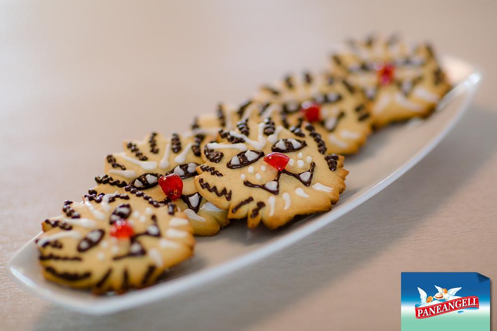 Biscotti di Halloween a forma di vampiro Ricetta