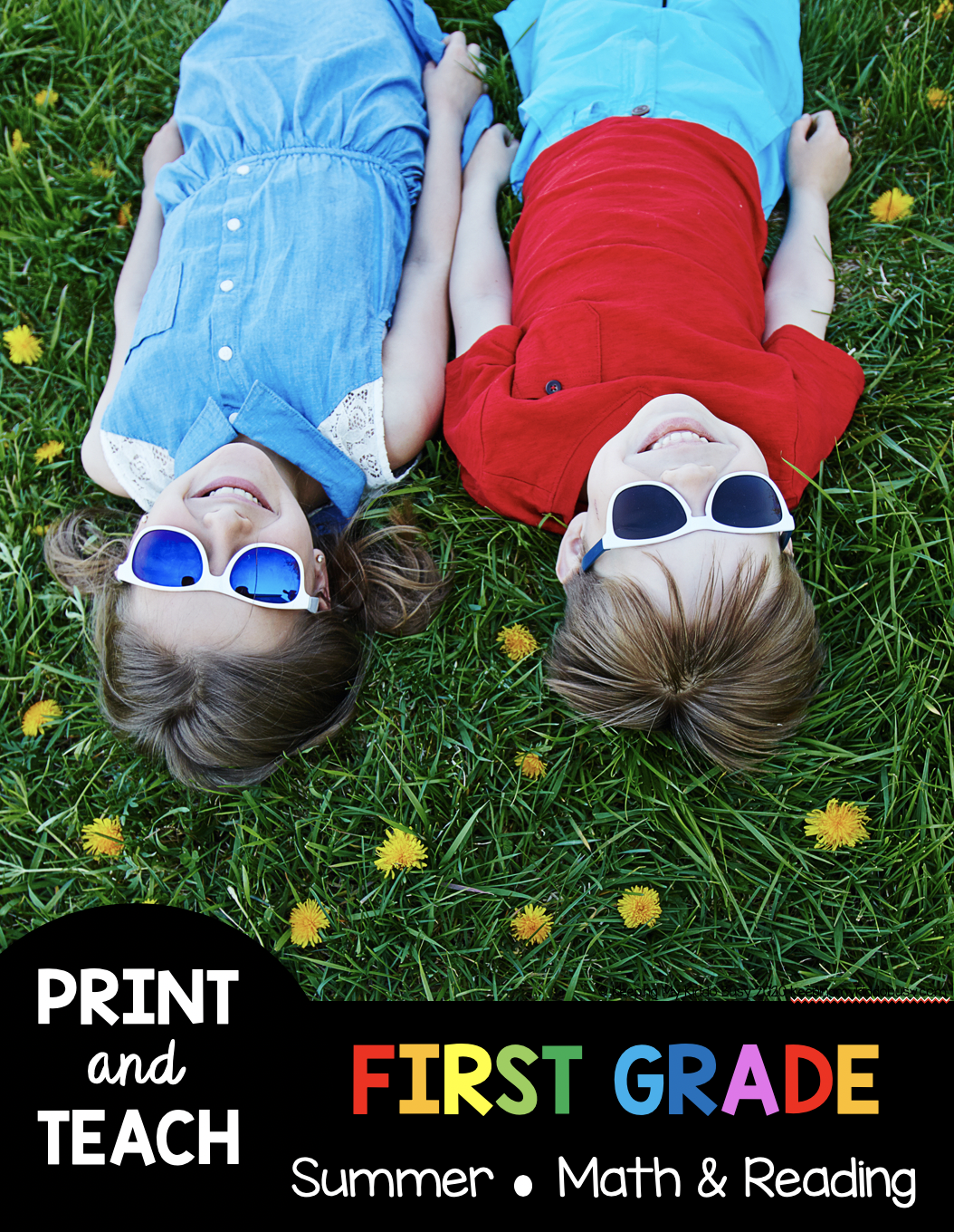 First Grade Summer Learning Worksheets