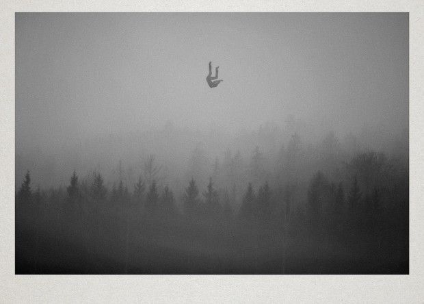 Photography Martin Vlach Person Falling