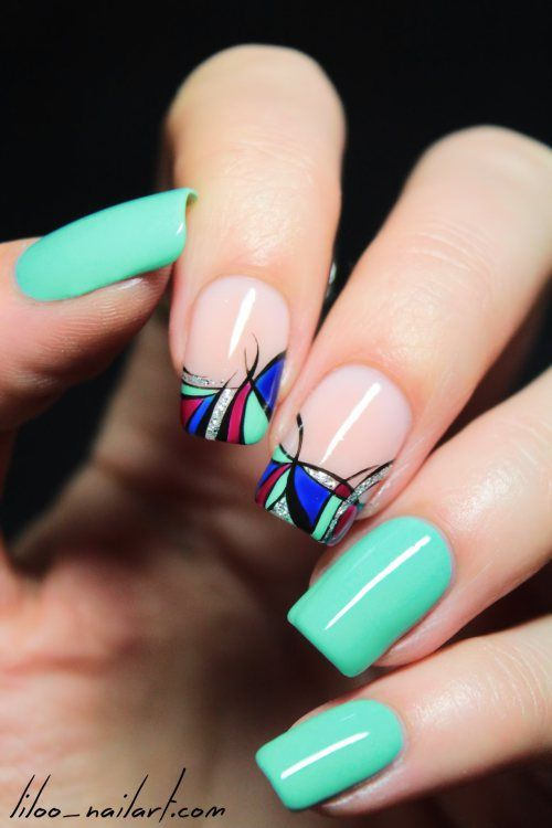 Liloo Blog De Nail Art Unghii Pinterest