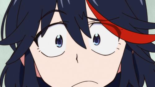 Ryuko Matoi Kill La Kill Disney Characters Anime