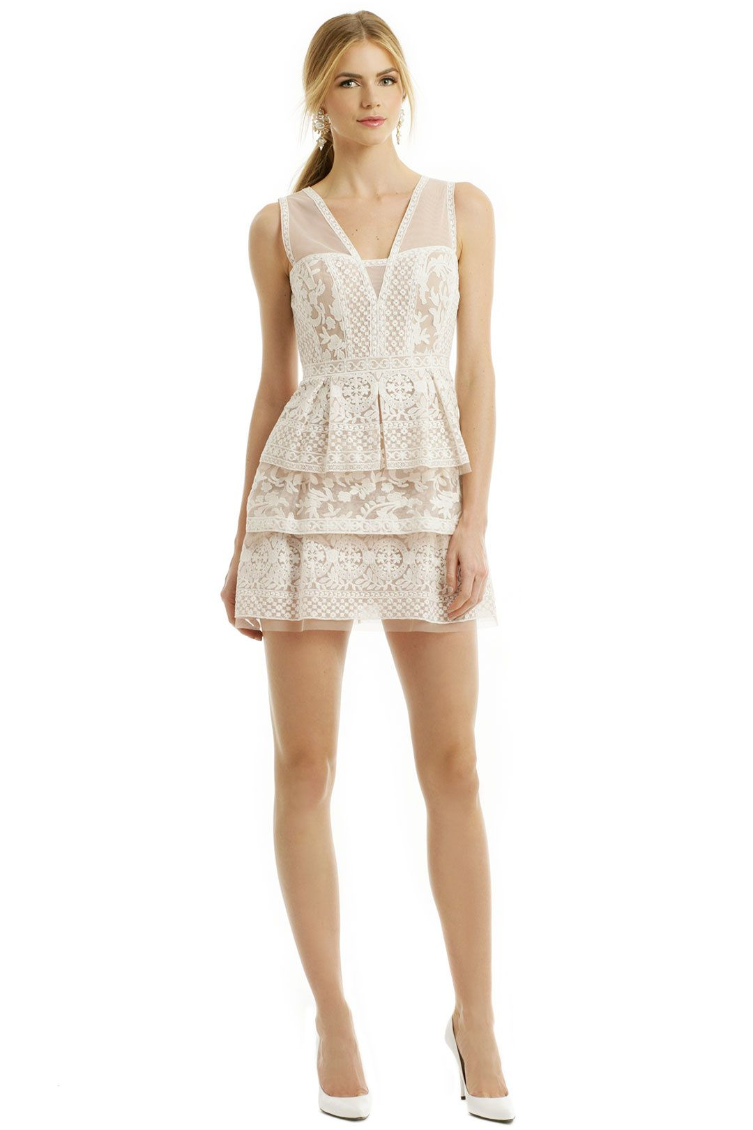 aab9d977ab Scarletta Lace Dress by BCBGMAXAZRIA for  60