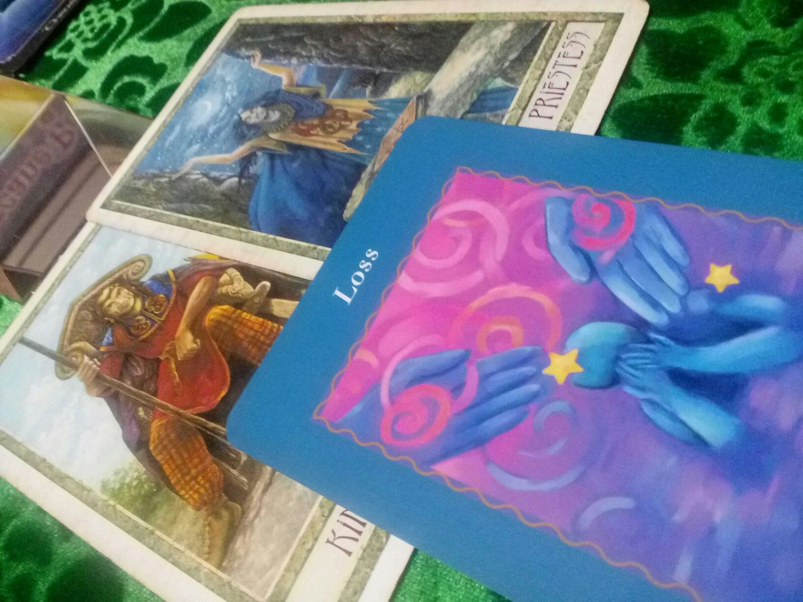 business problems marriage problems tarot cards readings