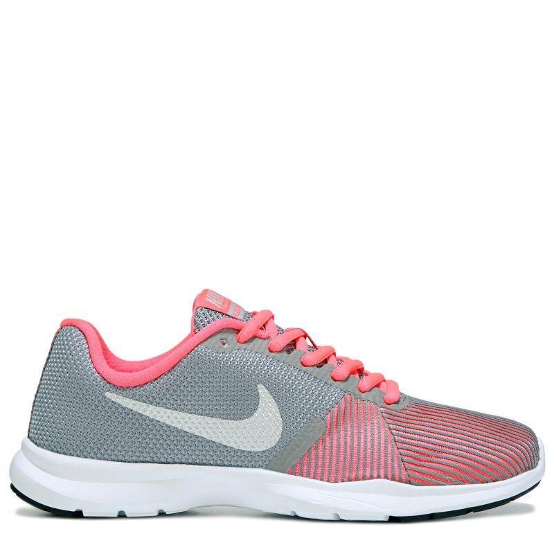 cc8ff6240af7 Nike Women s Flex Bijoux Training Shoes (Black Pink) - 10.0 M ...