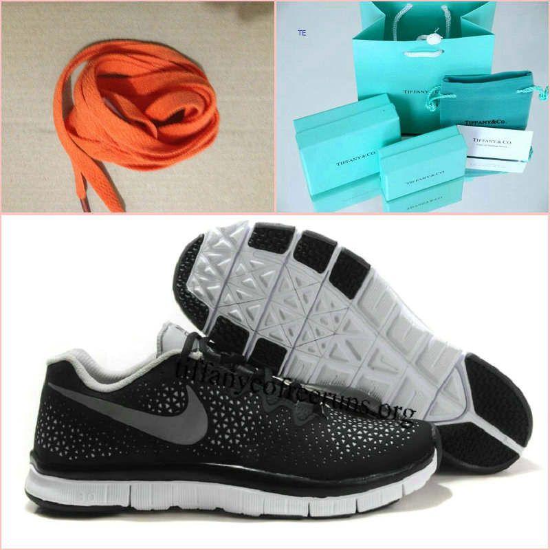 Mens #Nike #Free #Haven 3.0 BlackWhiteReflect Silver #Mens