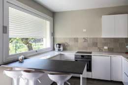 Piastrelle cucina bianca amazing mattonelle cucina bianca
