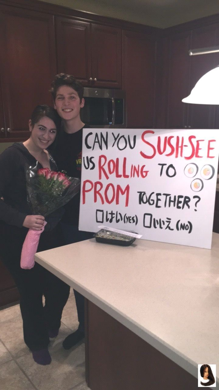 Lacrosse Promposal Volleyball