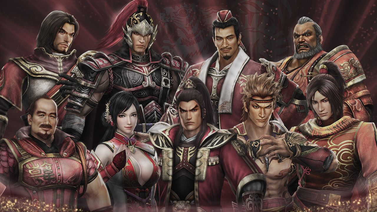 Dynasty Warriors Wallpaper 1280 720 Dynasty Warriors Wallpapers 46 Wallpapers Adorable Wallpapers Dynasty Warriors Warriors Wallpaper Warrior