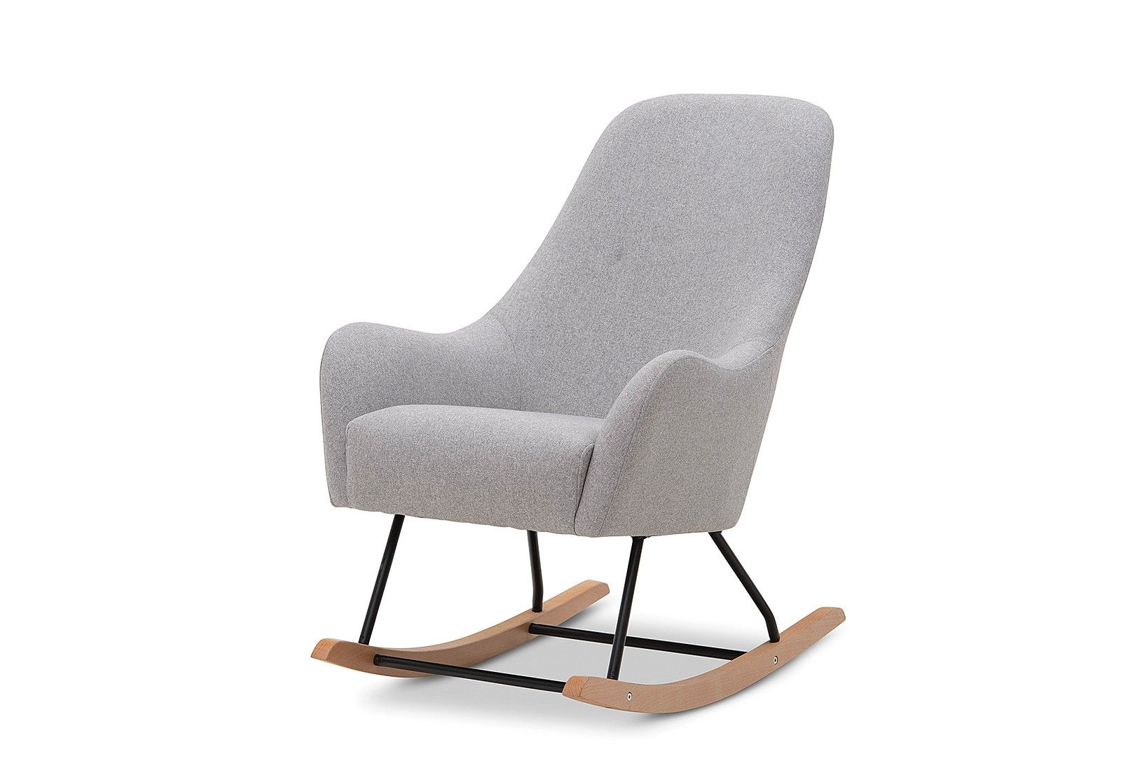 Peachy Gwen Accent Rocking Chair Amart Furniture In 2019 Dailytribune Chair Design For Home Dailytribuneorg