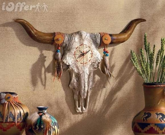 find this pin and more on bull skulls southwestern decor - Southwestern Decor