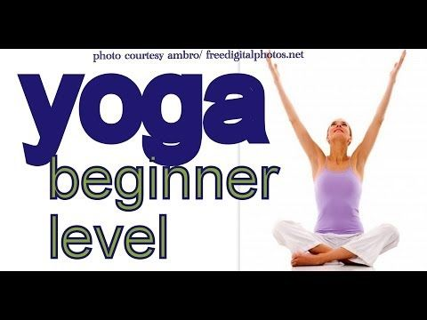 Beginner YOGA: Relax & Release tight muscles in 10 minutes