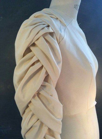 Trendy origami pattern design fabric manipulation 69 ideas #fabricmanipulation