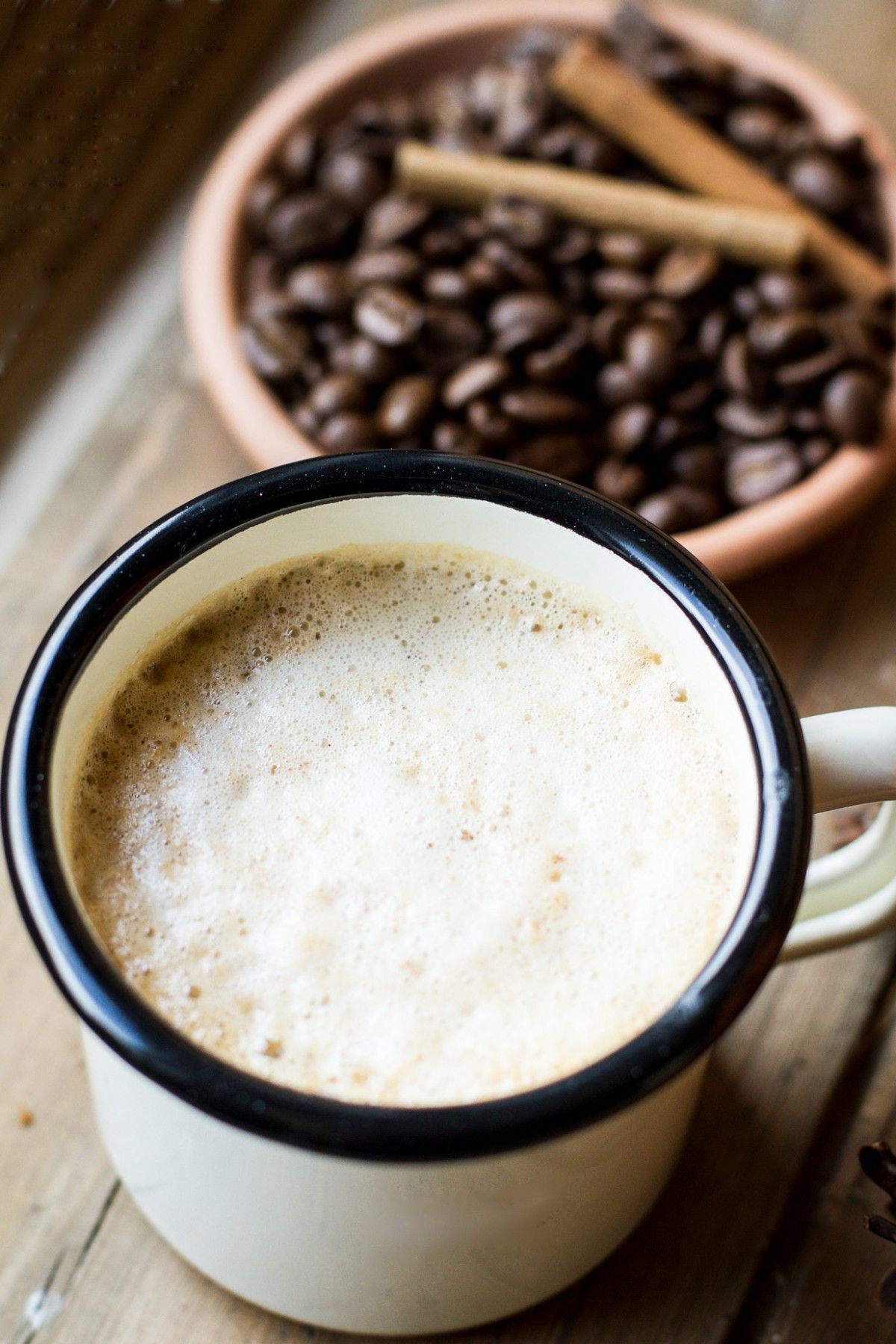 Easy Homemade Blender Pumpkin Spice Latte Recipe