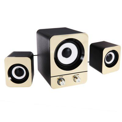 Ofnote YD - 251 USB Bass 3.5mm Computer Speaker #shoes, #jewelry, #women, #men, #hats, #watches